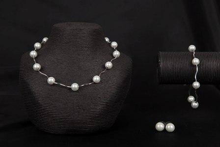 bijoux voor bruidsmode
