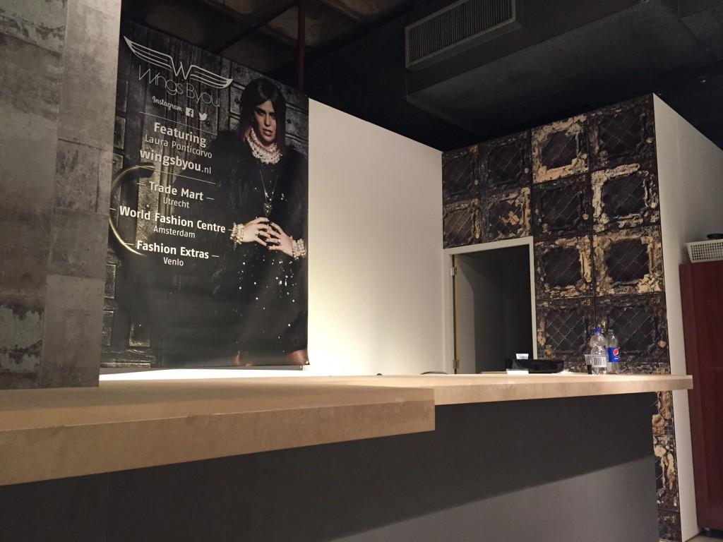 toonbank niewe showroom utrecht