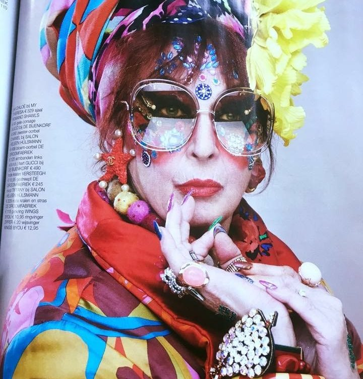 Wingsbyou linda magazine